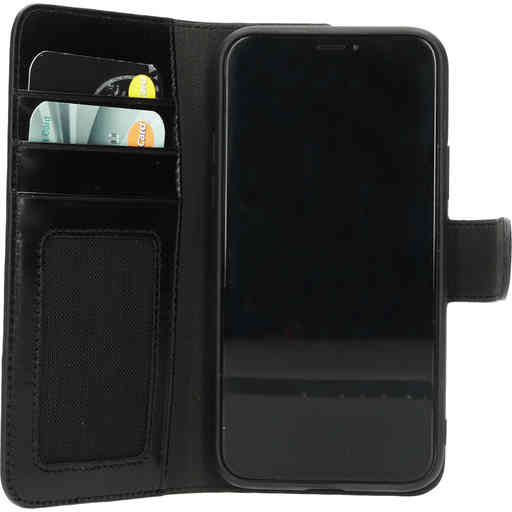 Mobiparts Excellent Wallet Case 2.0 Apple iPhone 11 Pro Jade Black