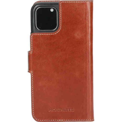 Mobiparts Excellent Wallet Case 2.0 Apple iPhone 11 Pro Oaked Cognac
