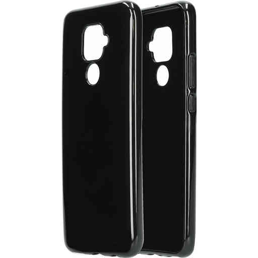 Mobiparts Classic TPU Case Huawei Mate 30 Lite (2019) Black