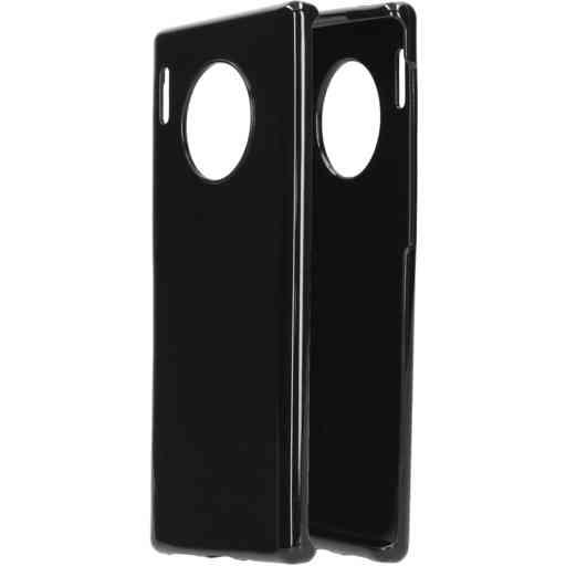Mobiparts Classic TPU Case Huawei Mate 30 Pro (2019) Black