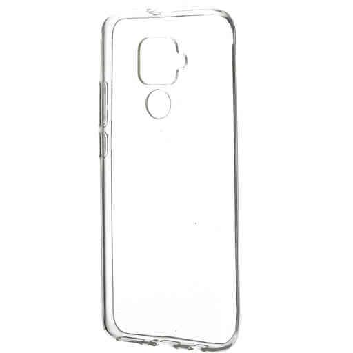 Mobiparts Classic TPU Case Huawei Mate 30 Lite (2018) Transparent