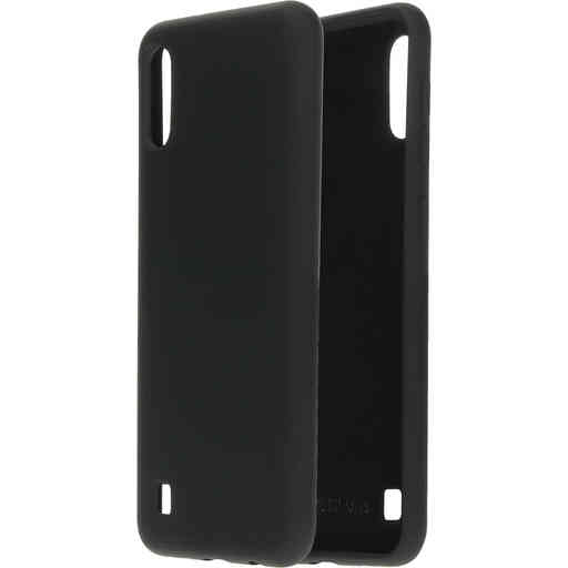 Mobiparts Silicone Cover Samsung Galaxy A10 (2019) Black