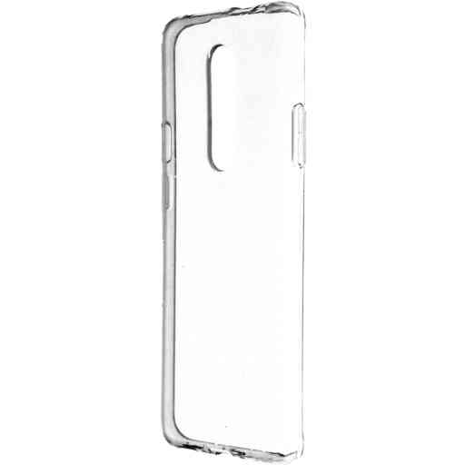 Mobiparts Classic TPU Case OnePlus 7 Pro Transparent