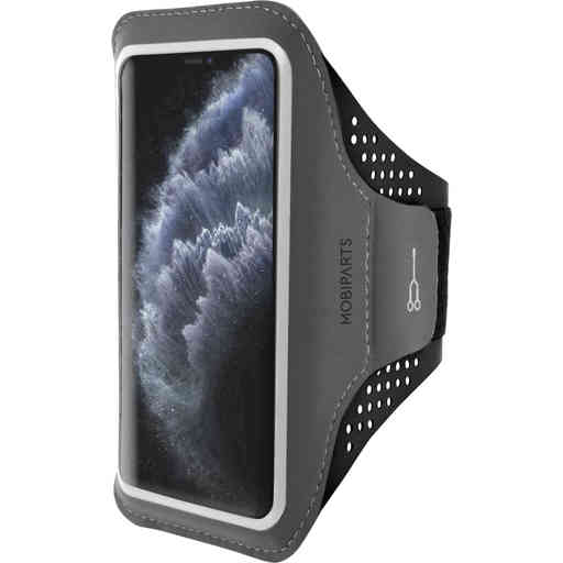 Mobiparts Comfort Fit Sport Armband Apple iPhone 11 Pro Black