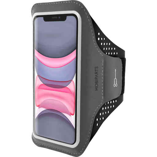 Mobiparts Comfort Fit Sport Armband Apple iPhone 11 Black