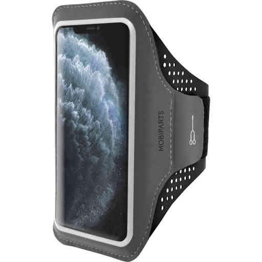 Mobiparts Comfort Fit Sport Armband Apple iPhone 11 Pro Max Black