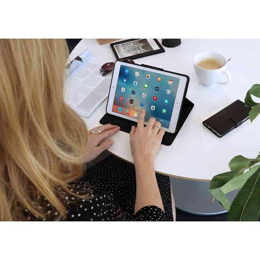 Mobiparts Classic Folio Case Apple iPad 10.2 (2019/2020) Black