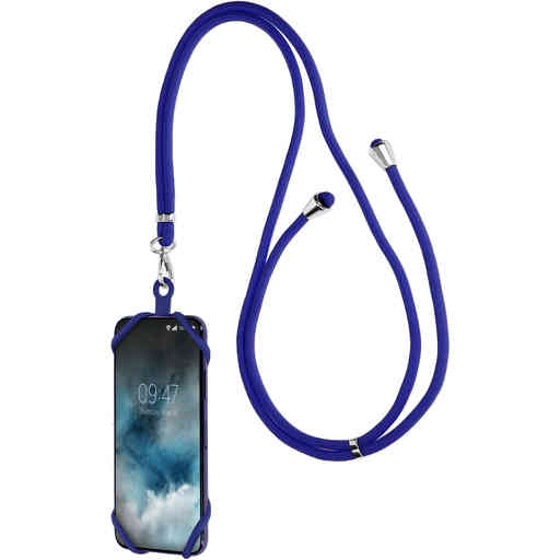 Mobiparts Universal Phonestrap Blue