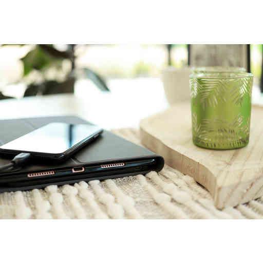 Mobiparts Bluetooth Keyboard Case Samsung Galaxy Tab A 10.1 (2019) Black