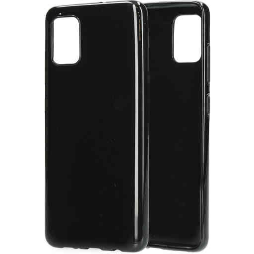 Mobiparts Classic TPU Case Samsung Galaxy A51 (2020) Black