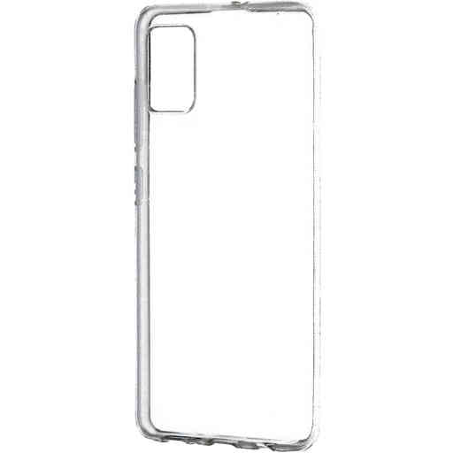 Mobiparts Classic TPU Case Samsung Galaxy A51 (2020) Transparent