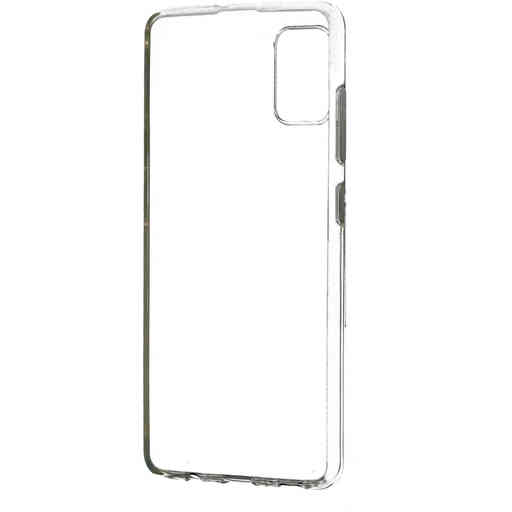 Mobiparts Classic TPU Case Samsung Galaxy A51 (2020) Transparent