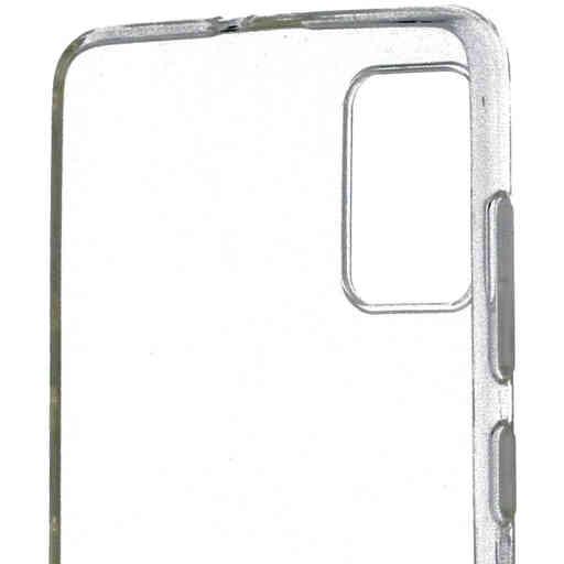 Mobiparts Classic TPU Case Samsung Galaxy A71 (2020) Transparent