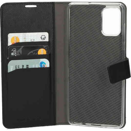 Mobiparts Classic Wallet Case Samsung Galaxy A71 (2020) Black