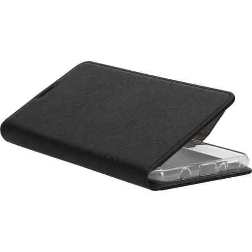 Mobiparts Saffiano Wallet Case Samsung Galaxy A71 (2020) Black