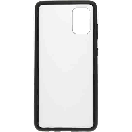 Mobiparts Classic Hardcover Samsung Galaxy A71 (2020) Grey
