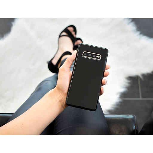 Mobiparts Classic TPU Case Samsung Galaxy S20 4G/5G Black