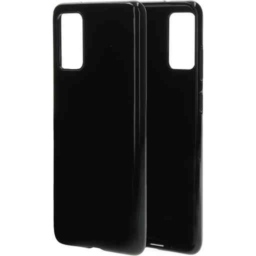 Mobiparts Classic TPU Case Samsung Galaxy S20 Plus 4G/5G Black