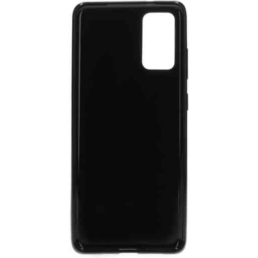 Mobiparts Classic TPU Case Samsung Galaxy S20 Plus 4G/5G Black