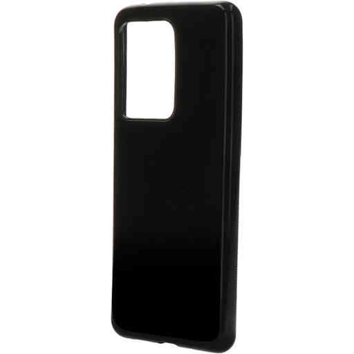 Mobiparts Classic TPU Case Samsung Galaxy S20 Ultra 4G/5G Black