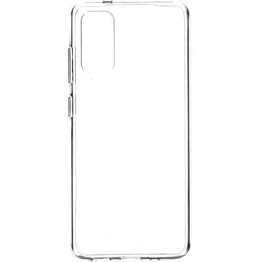 Mobiparts Classic TPU Case Samsung Galaxy S20 4G/5G Transparent