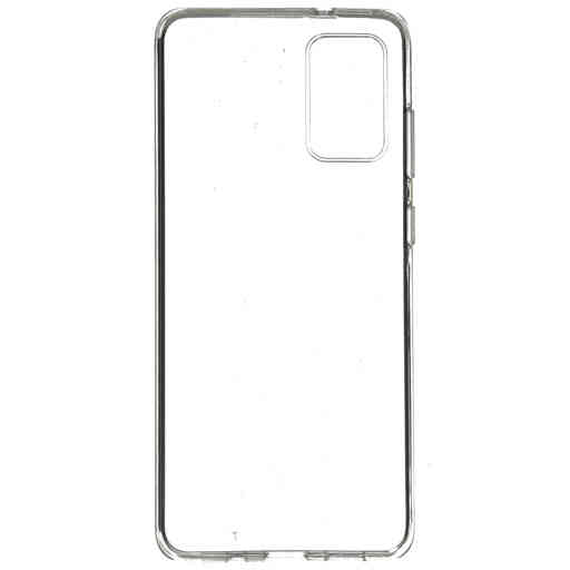 Mobiparts Classic TPU Case Samsung Galaxy S20 Plus 4G/5G Transparent