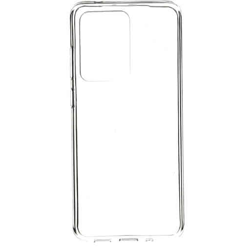 Mobiparts Classic TPU Case Samsung Galaxy S20 Ultra 4G/5G Transparent