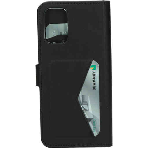 Mobiparts Classic Wallet Case Samsung Galaxy S20 Plus Black