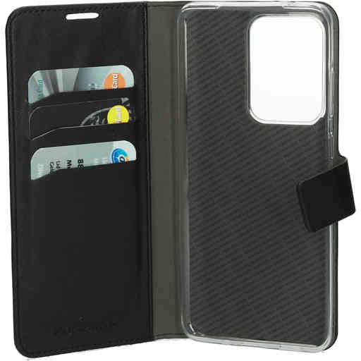 Mobiparts Classic Wallet Case Samsung Galaxy S20 Ultra 4G/5G Black