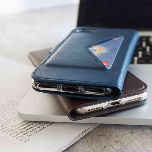 Mobiparts Classic Wallet Case Samsung Galaxy S20 Plus Blue