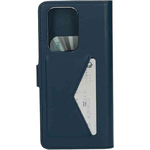 Mobiparts Classic Wallet Case Samsung Galaxy S20 Ultra Blue