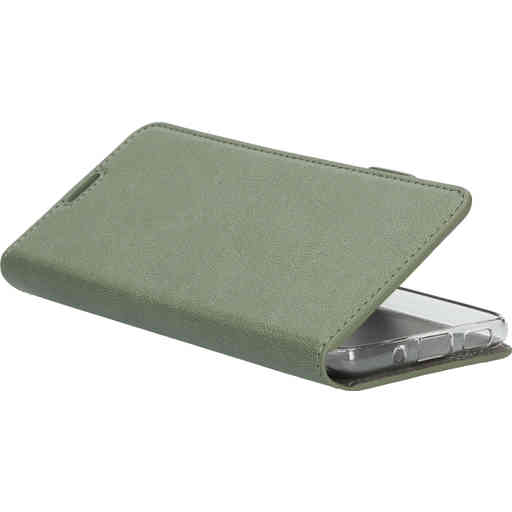 Mobiparts Classic Wallet Case Samsung Galaxy S20 4G/5G Stone Green