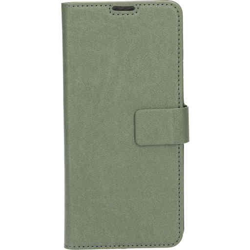 Mobiparts Classic Wallet Case Samsung Galaxy S20 Plus 4G/5G Stone Green