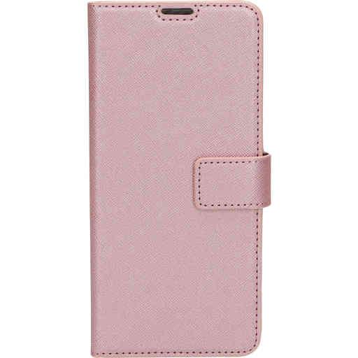 Mobiparts Saffiano Wallet Case Samsung Galaxy S20 4G/5G Pink
