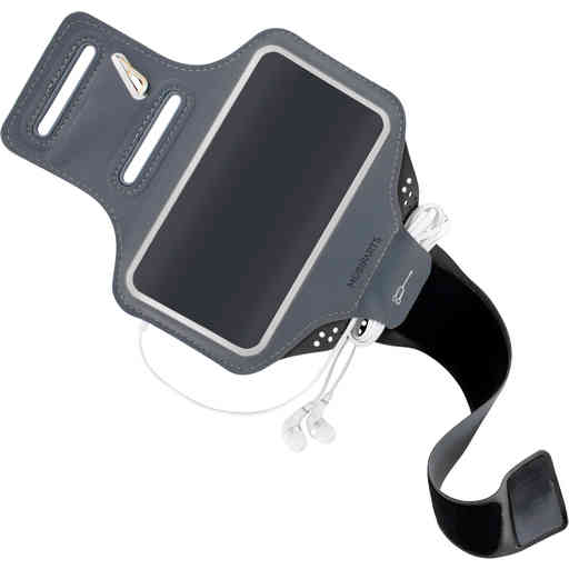 Mobiparts Comfort Fit Sport Armband Samsung Galaxy S20 Plus 4G/5G Black