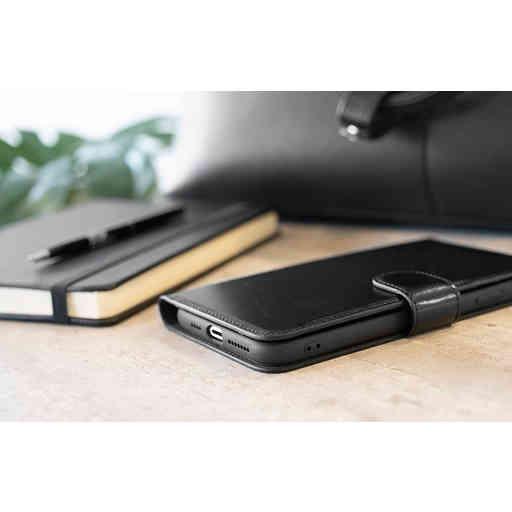 Mobiparts Excellent Wallet Case 2.0 Samsung Galaxy S20 4G/5G Jade Black