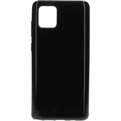 Mobiparts Classic TPU Case Samsung Galaxy Note 10 Lite Black