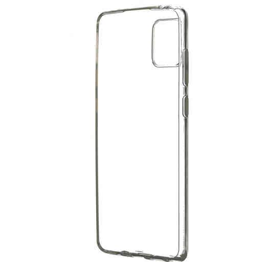 Mobiparts Classic TPU Case Samsung Galaxy Note 10 Lite Transparent