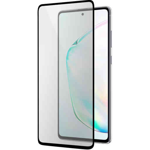Mobiparts Regular Tempered Glass Samsung Galaxy Note 10 Lite