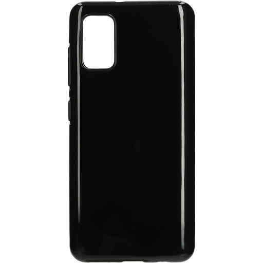 Mobiparts Classic TPU Case Samsung Galaxy A41 (2020) Black
