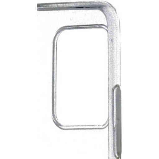 Mobiparts Classic TPU Case Samsung Galaxy A41 (2020) Transparent