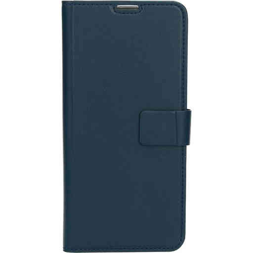 Mobiparts Classic Wallet Case Samsung Galaxy A21 (2020) Blue