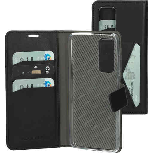 Mobiparts Classic Wallet Case Huawei P40 Black