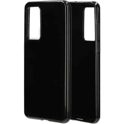 Mobiparts Classic TPU Case Huawei P40 Black