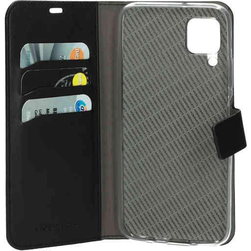 Mobiparts Classic Wallet Case Huawei P40 Lite Black