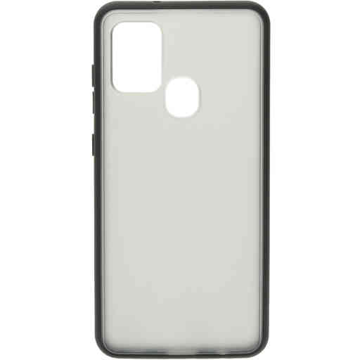Mobiparts Classic Hardcover Samsung Galaxy A21s (2020) Grey