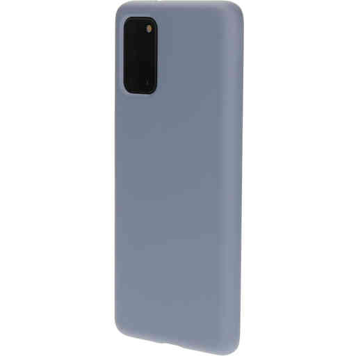 Mobiparts Silicone Cover Samsung Galaxy S20 Plus 4G/5G Royal Grey