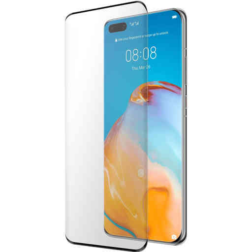 Mobiparts Curved Glass Huawei P40 Pro