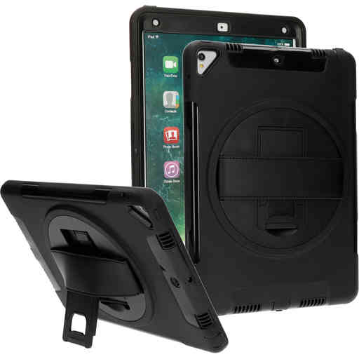 Mobiparts Armor Tablet Case Apple iPad 10.2 (2019/2020) Black