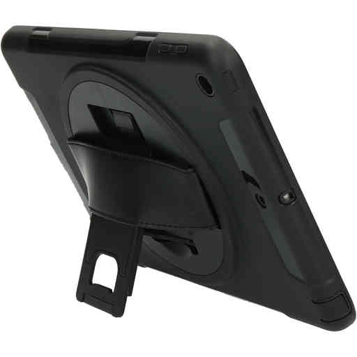 Mobiparts Armor Tablet Case Apple iPad 9.7 (2017) /9.7 (2018) Black